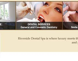 #22 untuk Design some Business Cards, Stationary and facebook banner/profile picture for Riverside Dental Spa oleh alienbd