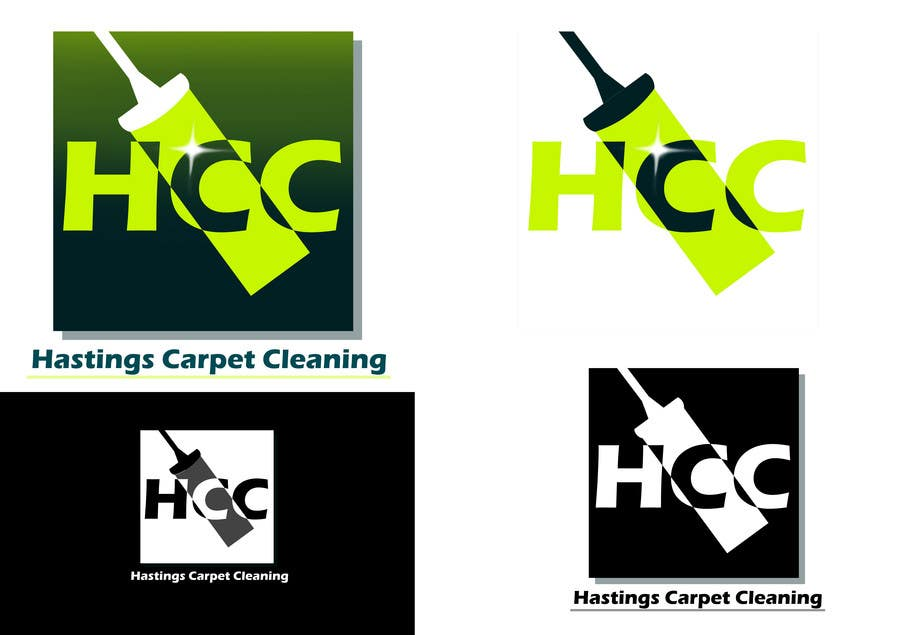 #54 for Design a Logo for Hastings Carpet Cleaning by KhalfiOussama