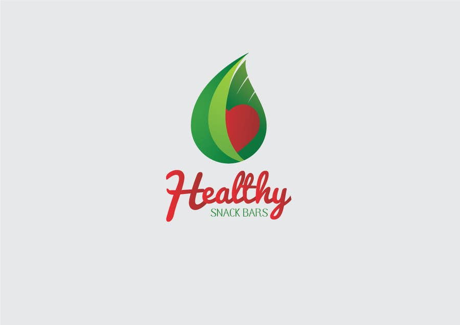 #103 for Design a Logo for A Healthy Snack Website by ayesh141