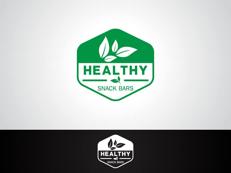 #141 for Design a Logo for A Healthy Snack Website by HammyHS