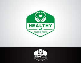 #166 untuk Design a Logo for A Healthy Snack Website oleh HammyHS