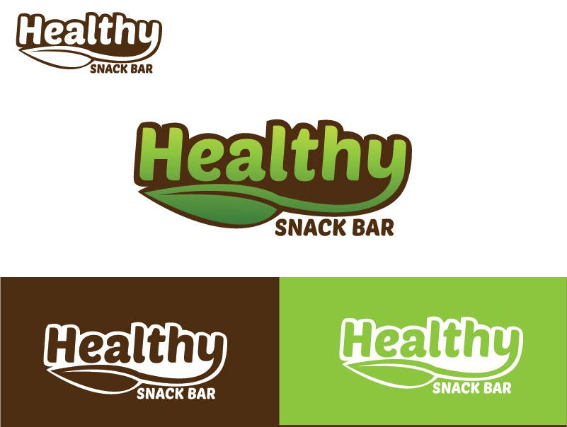 #124 for Design a Logo for A Healthy Snack Website by alexandracol