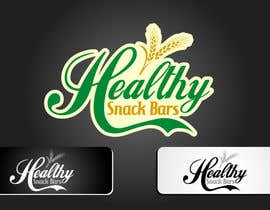 #57 untuk Design a Logo for A Healthy Snack Website oleh creativdiz
