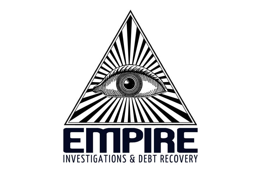 Contest Entry #11 for Graphic Design for Empire Investigations & Debt Recovery