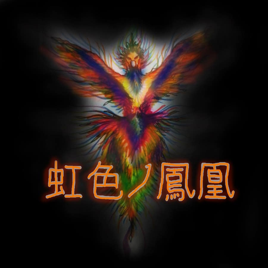 #6 for Looking for someone, who can draw a phoenix in spectral colours for profile picture by raycboston