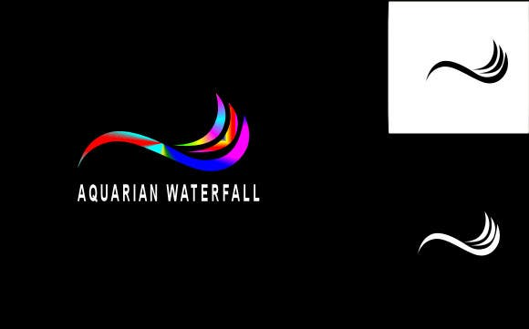 Proposition n°102 du concours Design a Logo for Aquarian Waterfall