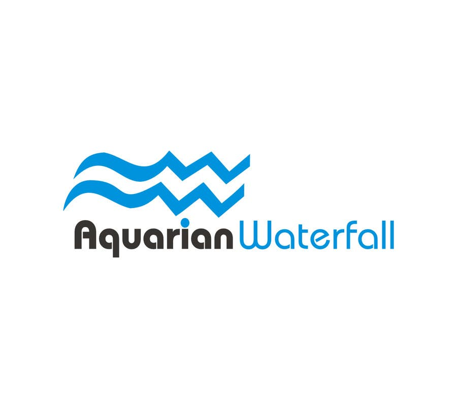 #68 for Design a Logo for Aquarian Waterfall by ibed05