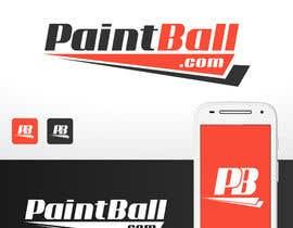 #151 for Needed, killer logo for PaintBall.com by cbertti