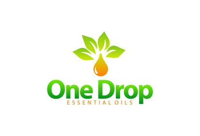 Essential Oil Business Name And Logo Design