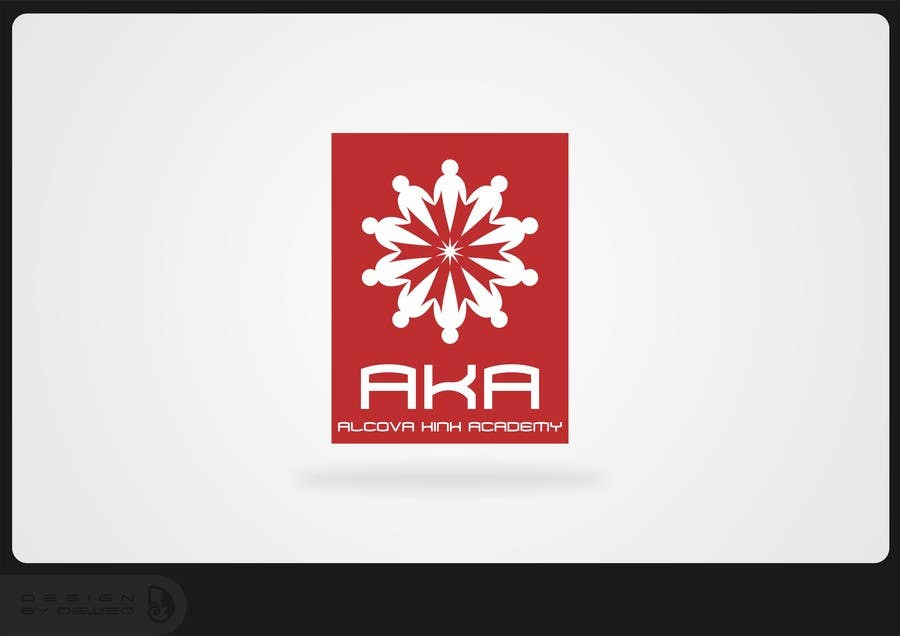 #463 for Design a logo for AKA Alcova Kink Academy by Dewieq