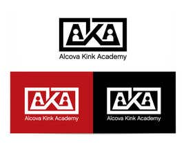 #626 for Design a logo for AKA Alcova Kink Academy af dzenomon
