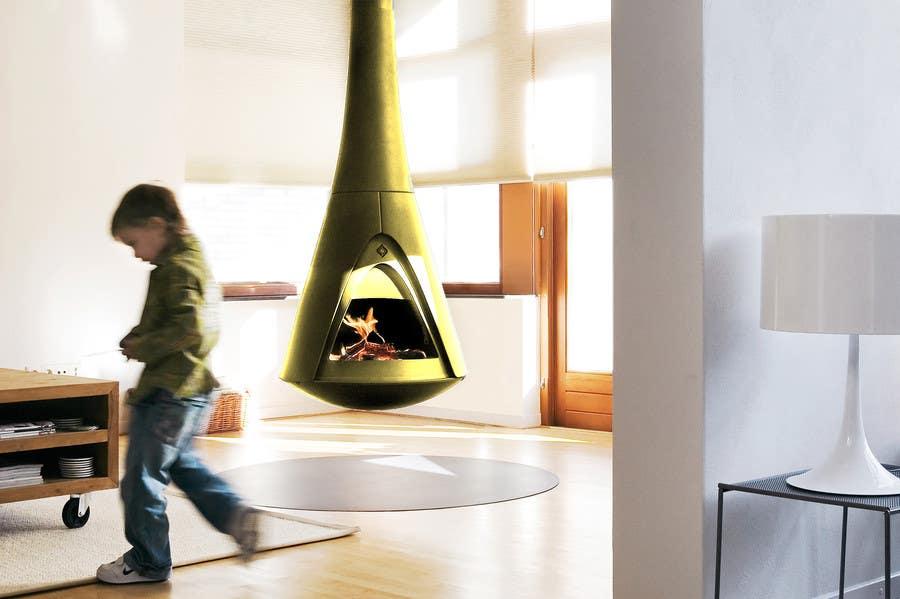 Inscrição nº                                         7                                      do Concurso para                                         Need to Design a Gold Version of a Fireplace