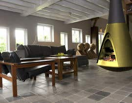 #23 for Need to Design a Gold Version of a Fireplace af umamaheswararao3
