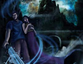 #29 for Fantasy Novel Coverpage Illustration by MforDARK
