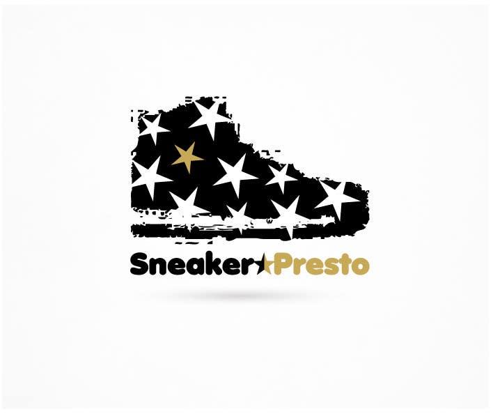 Bài tham dự cuộc thi #                                        34                                      cho                                         My Sneaker business called SneakerPresto i need LOGO