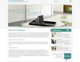 #18 for Design a Website Mockup for revitalization of our B2B customer resource af tania06