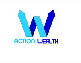 nº 64 pour Update a Logo for Action Wealth par ravisankarselvam
