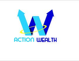 nº 65 pour Update a Logo for Action Wealth par ravisankarselvam