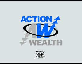 nº 68 pour Update a Logo for Action Wealth par ravisankarselvam
