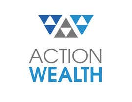 nº 4 pour Update a Logo for Action Wealth par suneshthakkar