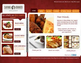 #1 para Design a Website Mockup for our Premium Menu-Mailer website. por HBPC