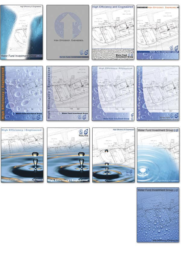 Contest Entry #                                        41                                      for                                         Folder Graphic Design for Water Technology Exhibition