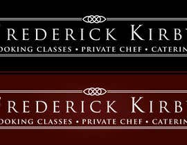 #130 para Design a Logo/Business Card for an Executive Chef por debbypeetam