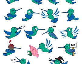 #27 for Design stickers for Freelancer chat [Multiple Winners] by asselnor