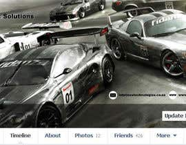 #12 for Design a Facebook landing page for ECU Technologies by danapopa88