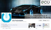 Contest Entry #17 for Design a Facebook landing page for ECU Technologies