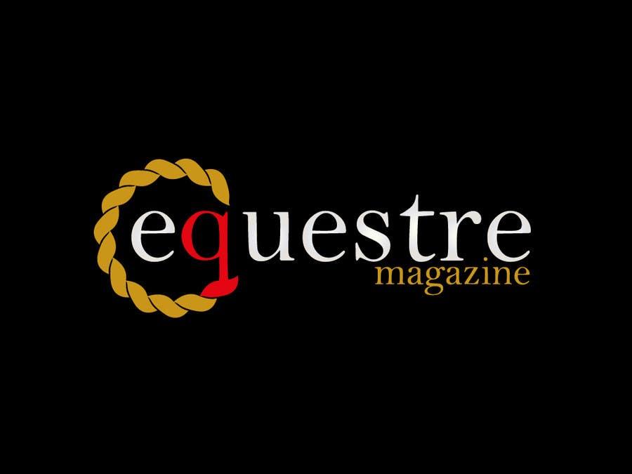 Proposition n°31 du concours Design a Logo for Magazine