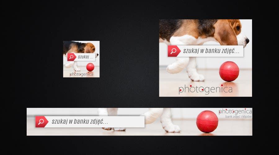 Zgłoszenie konkursowe o numerze #5 do konkursu o nazwie Banner dla Photogenica.pl