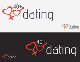 #95 for Design a Logo for Forty Plus Dating af sheky21