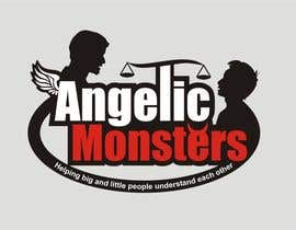 #23 cho Design a Logo for Angelic Monsters bởi ariekenola