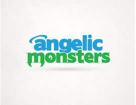 #10 untuk Design a Logo for Angelic Monsters oleh wavyline