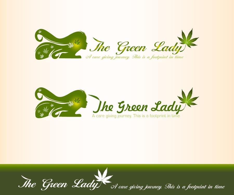 #318 for Design a Logo for thegreenlady.org by arteastik