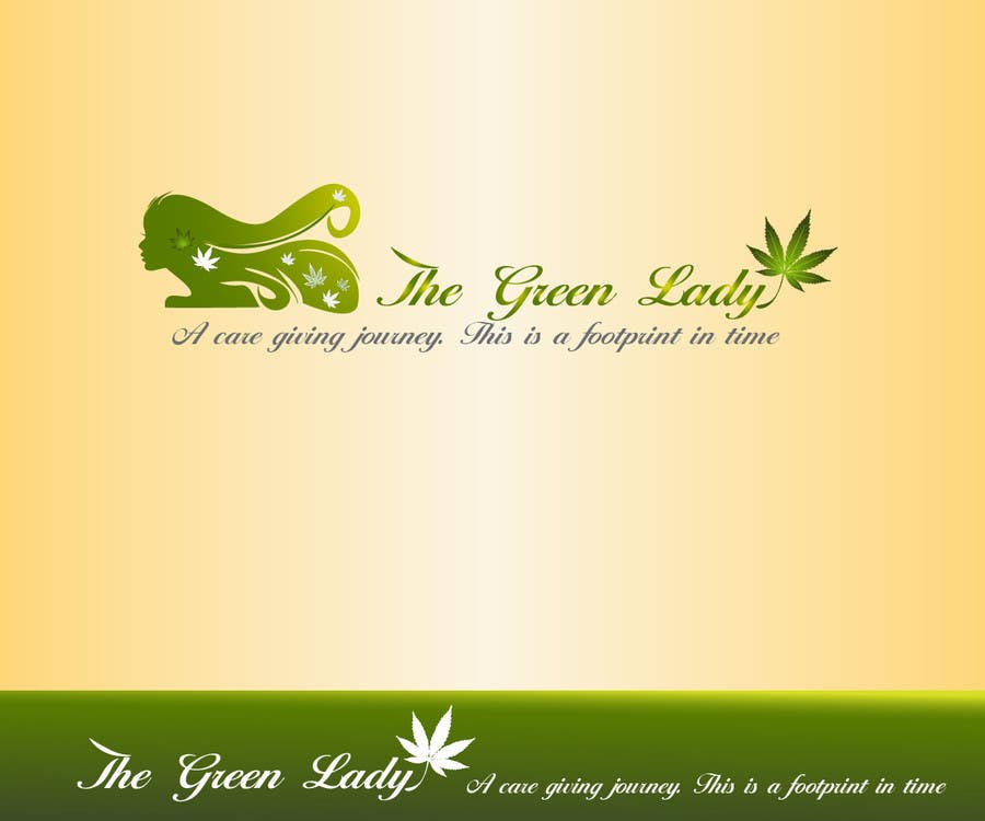 #320 for Design a Logo for thegreenlady.org by arteastik