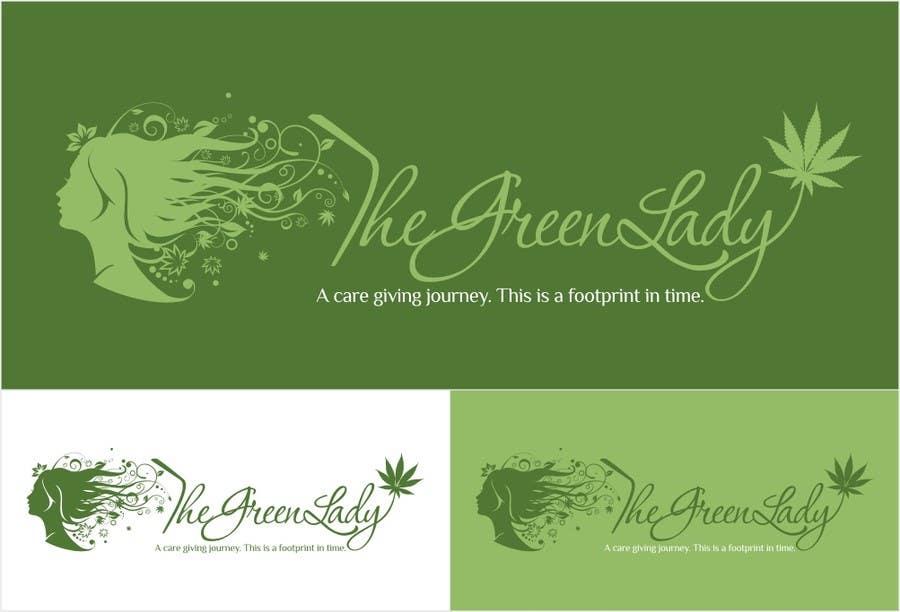 #166 for Design a Logo for thegreenlady.org by ariekenola