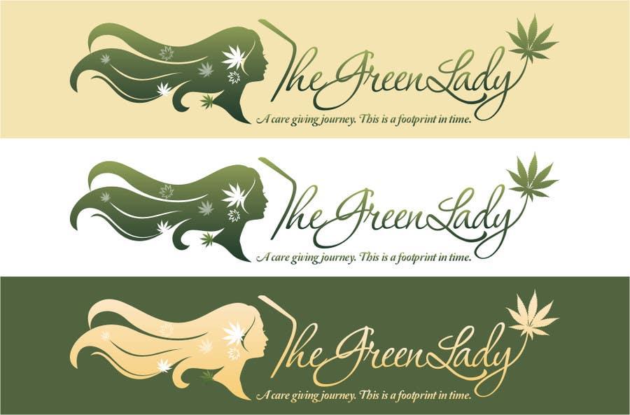 #313 for Design a Logo for thegreenlady.org by ariekenola