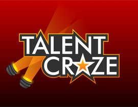 #175 para TalentCraze Logo por rogerweikers
