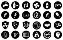 Graphic Design Inscrição do Concurso Nº25 para Icons to represent Architectural Design Criteria