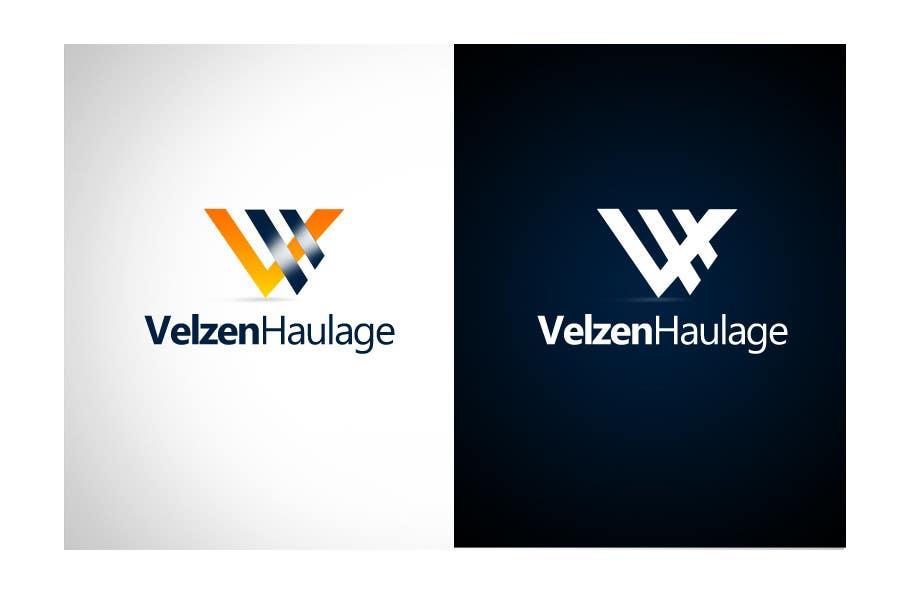 Конкурсная заявка №154 для Logo Design for Velzen Haulage