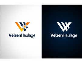 #154 for Logo Design for Velzen Haulage by twindesigner