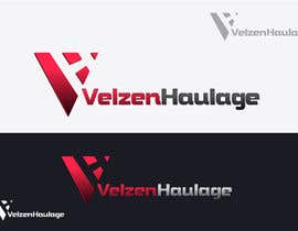 #421 for Logo Design for Velzen Haulage by ulogo