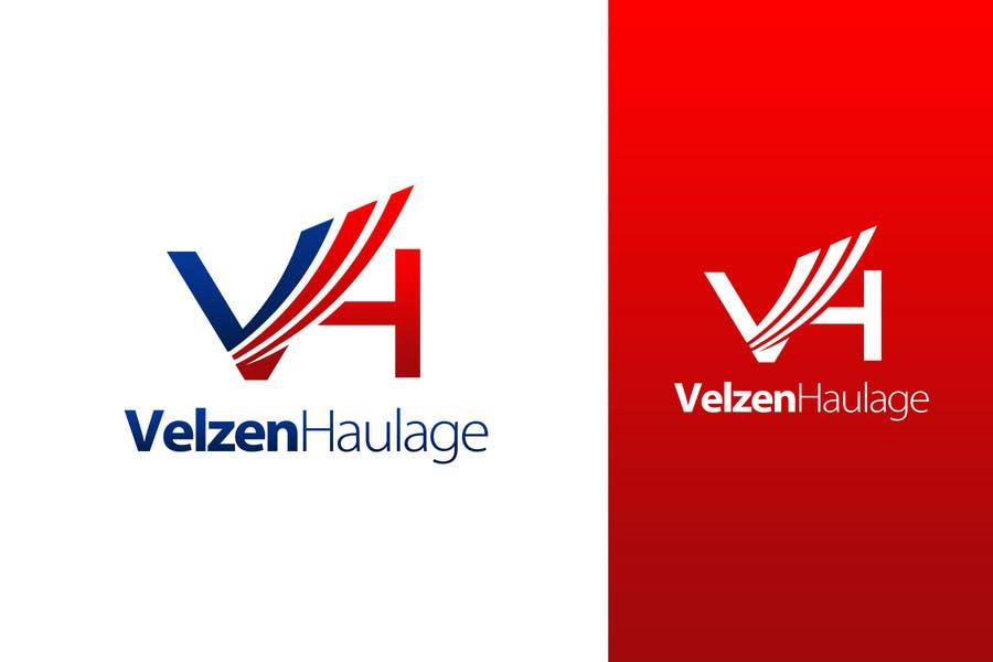 Konkurrenceindlæg #158 for Logo Design for Velzen Haulage