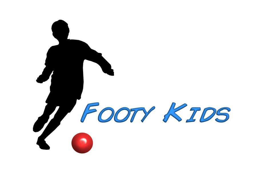 Inscrição nº 12 do Concurso para Design a Logo for FootyKids