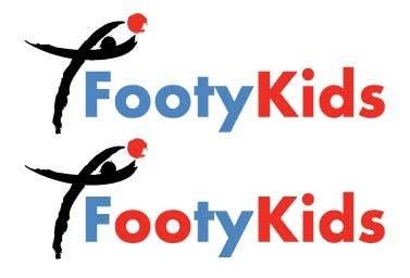 Konkurrenceindlæg #29 for Design a Logo for FootyKids