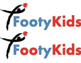 nº 29 pour Design a Logo for FootyKids par kiekoomonster