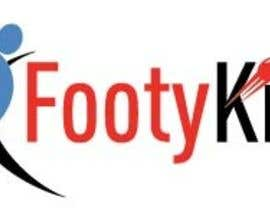 #30 para Design a Logo for FootyKids por kiekoomonster