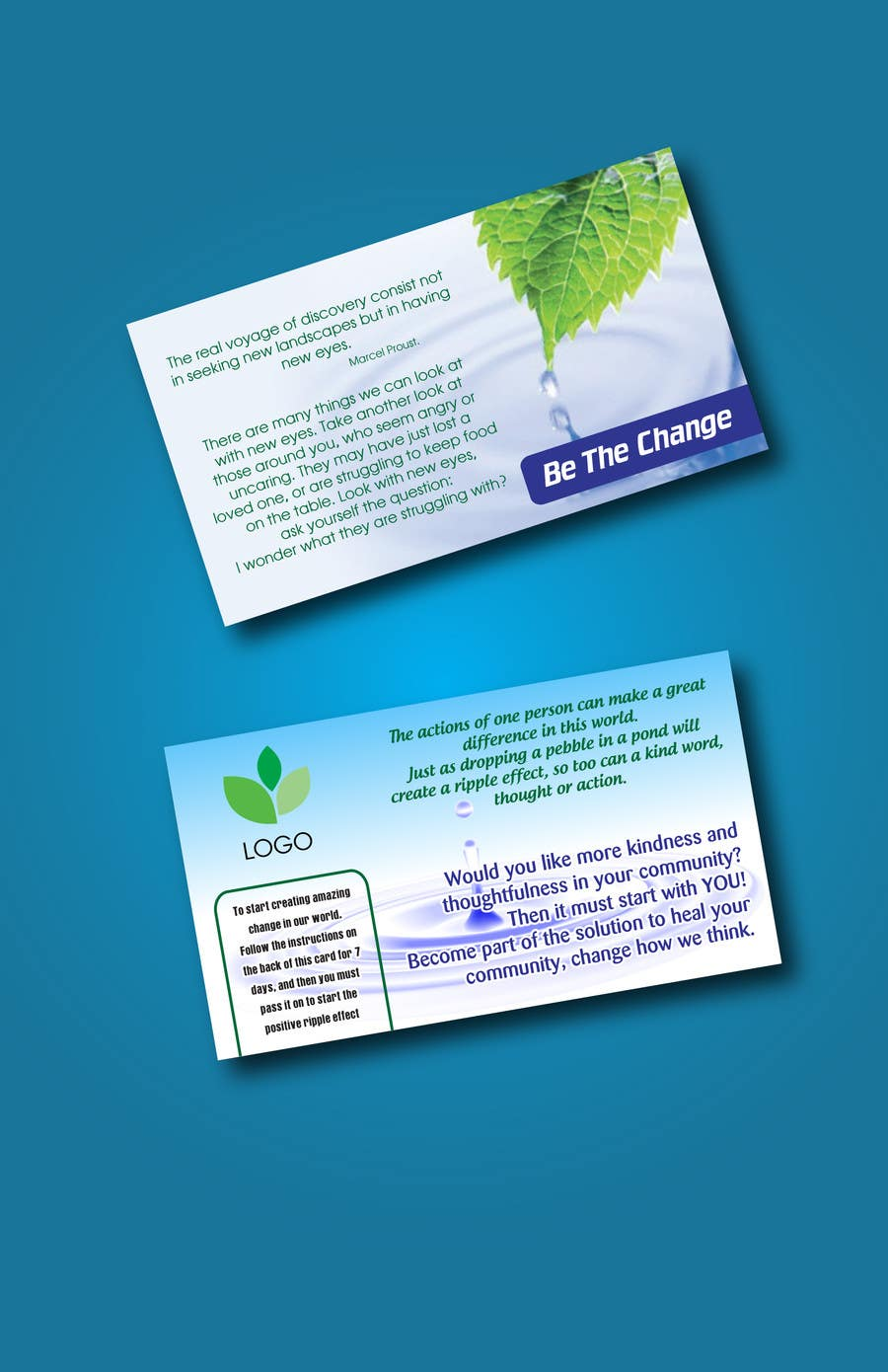 Proposition n°23 du concours Design some Business Cards/Game Cards